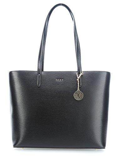 DKNY Bryant Tote black (Dkny Leder Taschen)