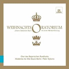 Christmas Oratorio, BWV 248: Part I: Recitative: Es begab sich aber zu der Zeit ? (Evangelist)