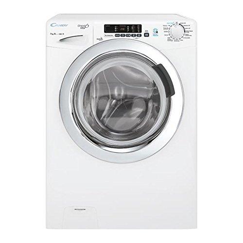 Candy GVS4127DWC3/2-01 Libera installazione Carica frontale 7kg 1200Giri/min A+++ Bianco lavatrice