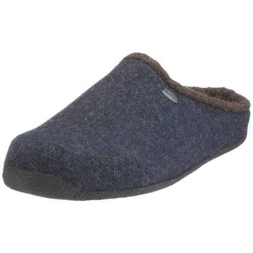 Giesswein Ilsfeld Unisex - Erwachsene Pantoffeln Blau (514 / nachtblau)