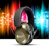 Best Shooting Ear Protection - Anti-noise Earmuff Shooting Ear Protection Tactical Hearing Protector Review