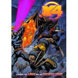 X-Men/Fantastic Four HC