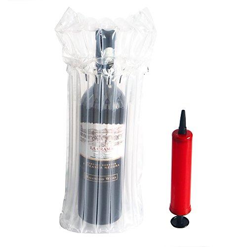 Bienvenido a JIMEI --- Las bolsas protectoras de botellas de vino más recomendadas para amantes del vino y vendedores de vinos. Como amantes del vino, sabemos que no hay nada peor que abrir su maleta después de un largo viaje y ver un lío de vidrios ...