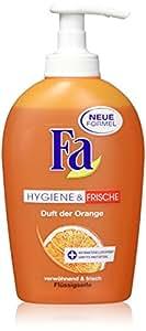 Fa Flüssigseife Hygiene & Pflege, Duft der Orange, 2er Pack