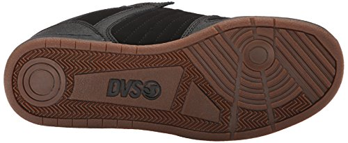 DVS (Elan Polo) Celsius - Scarpe da Skateboard Uomo Nero (Noir (002))
