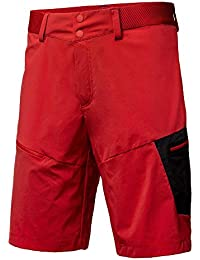 Salewa pedroc Cargo 2DST M Pantalones Cortos, hombre, PEDROC CARGO 2 DST M SHORTS, Bergrot/0910