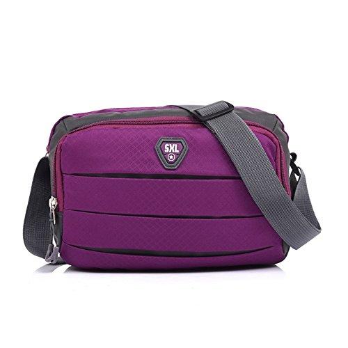 Coreano Borsa Sport Fashion/borsa a tracolla/pacchetto diagonale/pacchetto tempo libero Ms./Uomini e donne pacchetto-F H