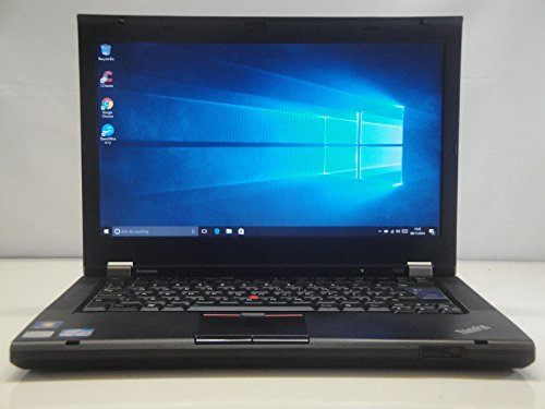 Lenovo ThinkPad T420 Laptop i5-2520M Core i5 (2nd Generation) 2.5 Ghz 8GB RAM 128Gb SSD Wifi DVDrw Windows 10 Home 64 Bit
