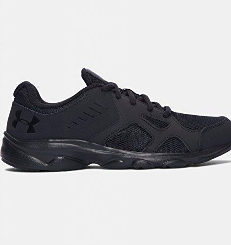 Under Armour Ua Gs Pace Rn, Chaussures de Running Mixte Enfant Noir (Black)