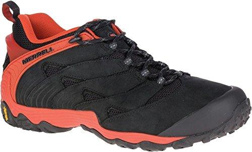 Merrell Chameleon 7 Chaussures homme Chaussures trekking Sneakers J18495 Fire