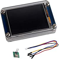 Nextion Display Pantalla táctil resistiva Módulo LCD HMI Panel TFT + Estuche transparente acrílico para Arduino Raspberry Pi