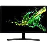 "Acer ED242QR LED Display 59,9 cm (23.6"") Full HD Curva Negro - Monitor (59,9 cm (23.6""), 1920 x 1080 Pixeles, Full HD, LED, 4 ms, Negro)"
