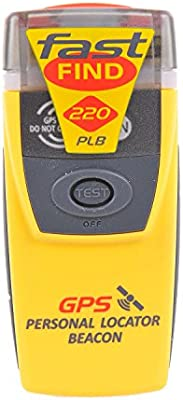 Mcmurdo 91001220A Fast Find 220 - Radiobaliza de emergencia