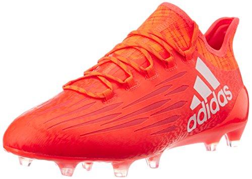 adidas Herren X 16.1 Fg Fußballschuhe Rojo (Rojsol / Plamet / Roalre)