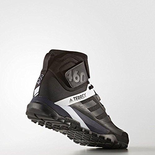 adidas Herren Terrex Trail Cross Protect Fitnessschuhe, Schwarz, 43.3 EU Schwarz (Negbas / Negbas / Ftwbla)