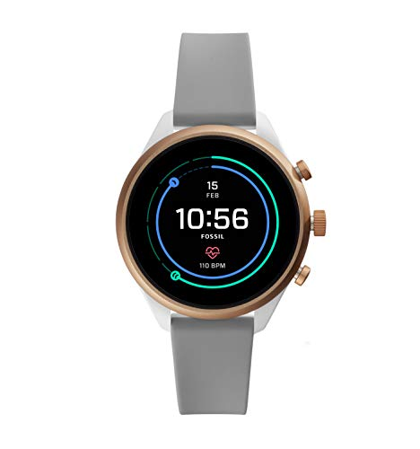 Fossil Sport Smartwatch 41mm Gray - FTW6025