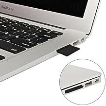 MiniDrive Micro SD/TF To SD Convert Adaptador para MacBook Air/Pro, Support TF Card Up to 64GB (Black)