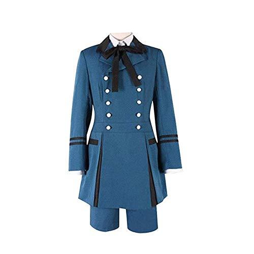 Andi Black Butler 2 Ciel Phantomhive Beste Outfits Cosplay Kostüm,L
