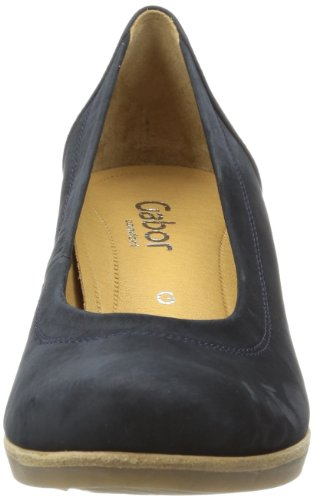 Gabor Shoes Gabor Comfort 82.080.16 Damen Pumps Blau (nightblue (natur))