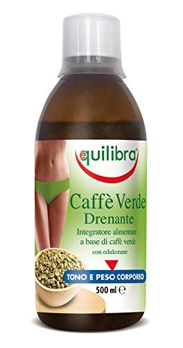 Equilibra - Caffè Verde Drenante, 500 ml
