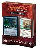 Magic the Gathering Duel Decks Merfolk vs. Goblins - Ingles