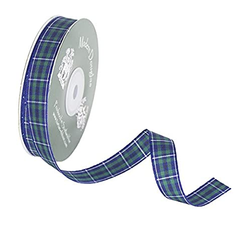Tartan Decoration Ribbon (Modern Douglas)