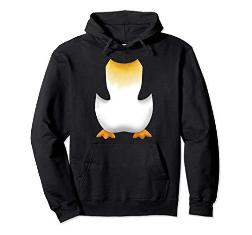 Süßes Pinguin Halloween Kostüm Kinder und Erwachsene Pullover - Pinguin Hoodie Für Erwachsene Kostüm