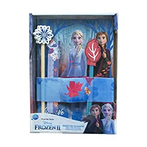 FROZEN II- Disney Diario con Accesorios Frozen 2 Cuaderno tematizado, Color Set (CIFE Spain 41908)