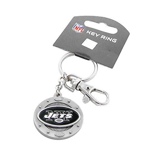 NFL Buffalo Bills Impact Schlüsselanhänger, Silber, Einheitsgröße