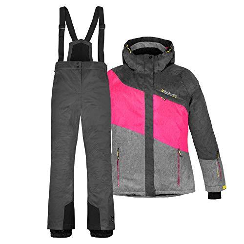 Killtec Skianzug Frauen Damenskianzug Skijacke Farb- und Größenwahl (929, 40)
