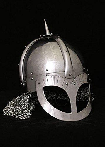 Vikingo Gafas Casco gjermu ndbu estilo, combate de exhibición-Casco vikingo