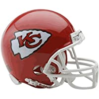 NFL Riddell Football Speed Mini Helm Kansas City Chiefs