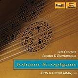 Lute Concerto, Lute Sonatas