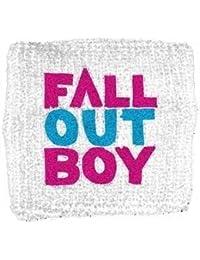 Fall Out Boy-Logo-Bandeau-Blanc
