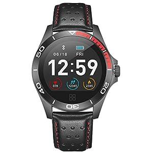 Chenang CK21 Smart Watch,Wasserdicht IP67 Intelligent Armband Sport Smartes Armband,Kalorienzähler Fitness Armband,Smartwatch mit Schlafüberwachung für Damen Kinder Herren