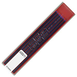 Koh-i-noor 2.0 mm Blue Leads for Technical Drawing. 4300/11