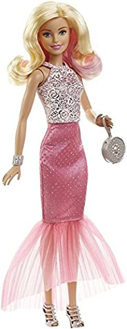 Barbie Fabulous Gown Doll 1, Pink