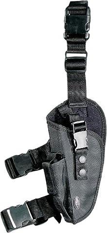 UTG Holster Elite Tactical Bein Links Schwarz, PVC-H169ET