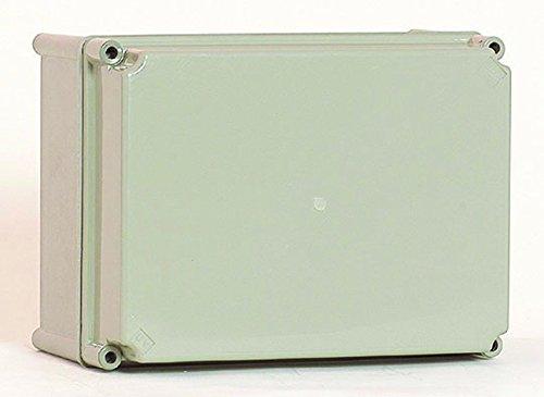 Cahors roc66po Box Polyester Deckel, blickdicht, IP66, Körper und Deckel Polyester