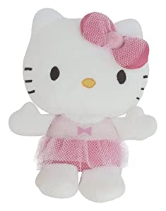 Jemini 022600 - Peluche - Hello Kitty Impact Bean Bag Bailarina - 14 cm