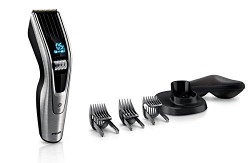 Philips Series9000 Haarschneider HC9490/15, mit 400 Schnittlängen und selbstschärfenden Titaniumklingen