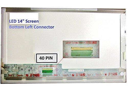 Hp Probook 4430S Laptop LCD Screen Replacement 14 0 WXGA HD LED
