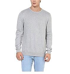 Yepme Kenneth Sweater - Grey--YPMSWEATER0087_S