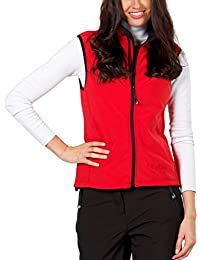 Fifty Five Softshell chaleco para mujer
