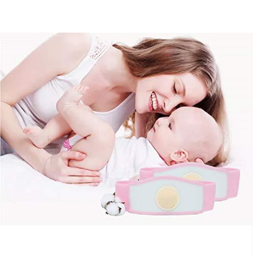 Medizinischer Nabelgurt für Kinder, Abdominalbinder für Säuglinge, Baby Navel Truss-Unterstützung, Atmungsaktive Tasche für Kinder,2PCS