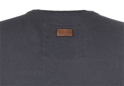 Naketano Male T-Shirt Suppenkasper VI Heritage Dark Blue