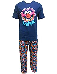 Disney The Muppets Animal Men's Hommes Pyjama