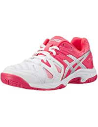 Asics Unisex Kids' Gel-Game 5 GS Tennis Shoes