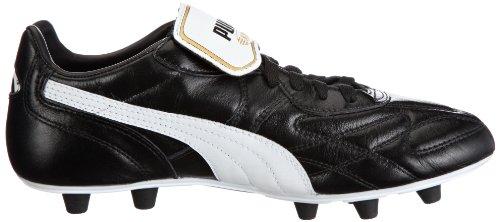 Puma King Top K di FG Herren Fußballschuhe Schwarz (black-white-team gold 01)
