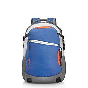 Skybags 42 Ltrs Blue Laptop Backpack (TECK4BLU)